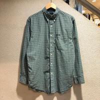 CHAPS RALPH LAUREN / Plaid Cotton L/S Shirt size:M