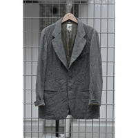 Polyester tweed Jacket