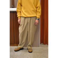 Moleskin / New Classic Fit Trousers  / KHAKI