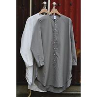 ロングシャツ  /  ポリエステルリンクルタフタ