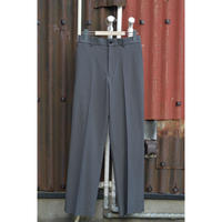 Cupro Gaberdine  / Straight Fit Trousers