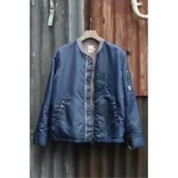 田口さんの製品染フライトジャケット