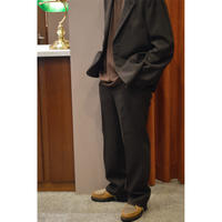 SurvivalCloth / Straight Fit Trousers