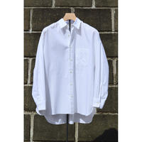 Oxford Comfort Fit Shirts  / White