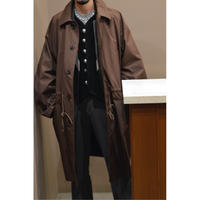 Single Trench Coat