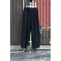 Moleskin / New Classic Fit Trousers / BLACK