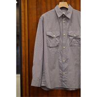 田口さんのワークシャツ