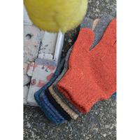 絹紬糸手袋