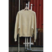 Rib Crew Fisherman  / Raw White