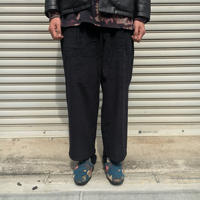 CORDUROY WIDE EASY PANTS 【 CHAHCHAH 】