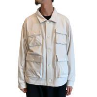 Work Jacket <Ivory>【Crepuscule】