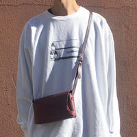 SHOULDER POUCH 【 所作 】 【 syosa 】