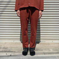 BROMLEY EZ TROUSERS 【 CURLY 】