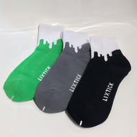 LIXTICK DRIP SOCKS 3PACK - REV 1.5 【 LIXTICK 】