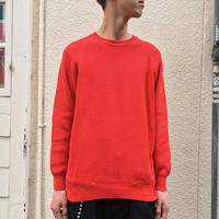 ASSEMBLY CREW KNIT 【CURLY】