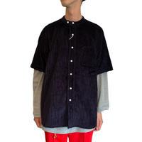 Park Shirt S/S <navy>【sunnyelement】