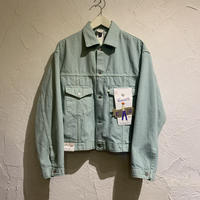 DENIM TRACKER JACKET SEASON 【WESTOVERALLS】