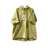 Forest Big Shirt S/S <Lime>【SUNNY ELEMENT】