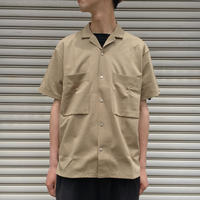 PROSPECT SS SHIRTS 【 CURLY 】