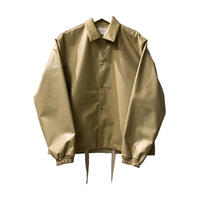 BROMLEY BLOUSON <beige>【CURLY】