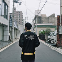 TWC JACKET 【 THE UNION 】 【 THE FABRIC 】
