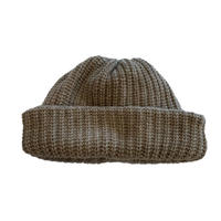 Low Gauge Knit Moscow <BEG>【bocodeco】【凹凸】