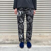 TENBOX x FACE ACID PANTS 【 TENBOX 】 【 10匣 】