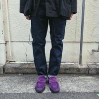 5POCKETS JEANS INDIGO【 HANDROOM 】