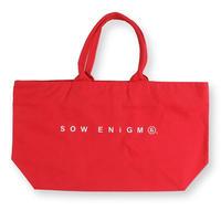 ZIP TOTE BAG 【SOW ENIGM@】