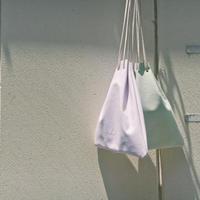 LEATHER BAG 【 SANKAKU 】