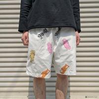 カラーアニマルズショートパンツ 【 BRUNABOINNE 】