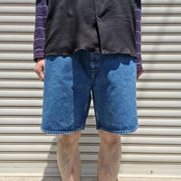 DENIM SHORTS BIO【 WESTOVERALLS 】