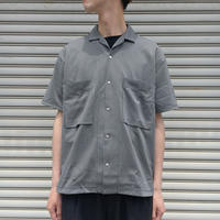 PROSPECT SS GINGHAM SHIRTS 【 CURLY 】