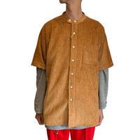 Park Shirt S/S <camel>【sunnyelement】