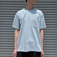HELICAL POCKET SS TEE 【 CURLY 】