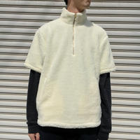 HALF ZIP LAYERED 【 FLISTFIA 】