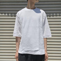 F/W FACE M/S THERMAL T-SHIRTS 【 着もちいい服 】 【 A.D.A.N 】