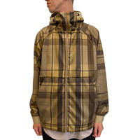 "ALL-PURPOSE PARKA ""Check"" 【CURLY】"
