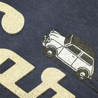 Classic Car T-shirt / Navy
