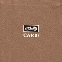 CAR10 トートバッグ〔ブラウン〕