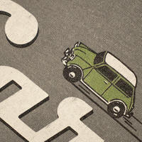 Classic Car T-shirt / Gray