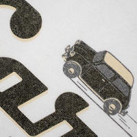 Classic Car T-shirt / White