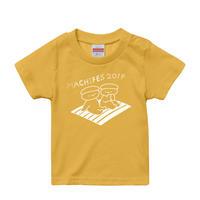 おしゅし × MACHIFES.キッズTシャツ〔バナナ〕