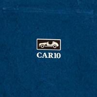 CAR10 トートバッグ〔ブルー〕