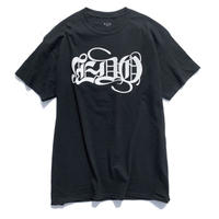 E.D.O.  CLASSIC LOGO TEE  [BLACKLIST ] -Pre Order-