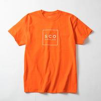 SCO BOX LOGO TEE