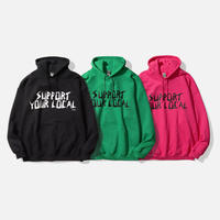 GREEEN support your local PULLOVER  - 受注販売-