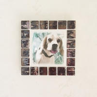 アンティークカラー/ブロンズ(M)◆Tile Picture Frame/Antique Tone/BRONZE◆