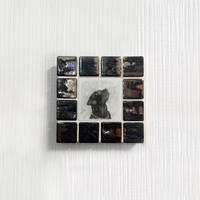 アンティークカラー/ブロンズ(S)◆Tile Picture Frame(S)/Antique Tone/BRONZE◆