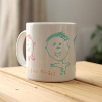 マグカップ  / イラスト【見本】